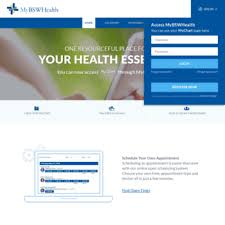 My Bsw Health My Chart Mybswhealth Com At Wi Home Mybswhealth Loading