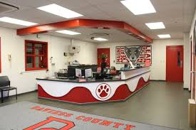 high school office. Daviess County Public Schools Acquired The Architectural Design Services Of  RBS Design Group Architecture To Complete Renovations High School Office