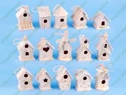 unfinished wood bird house china manufacturer bamboo wooden