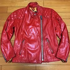 vintage highway man licca rudo deluxe england england made rider s jacket
