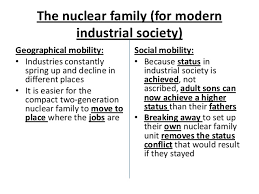 gce sociology revision aqa unit theories of the family   religious or other functions 16 the nuclear family