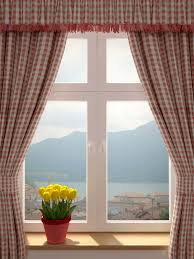 open window with curtains. Interesting Curtains With Open Window Curtains N