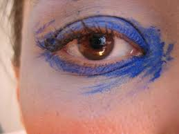 dna or mutations can and do happen all the time so it isn t surprising that occasionally one will happen in just the right place to cause blue eyes