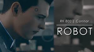 <b>RK 800</b> | Connor - Robot - YouTube