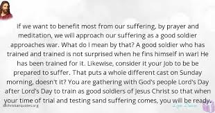What It Means To Be A Christian Quotes Best of Ligon Duncan Quote About Jesus Christ Good Ready Meditation