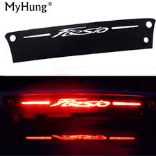 Car Brake Light Stickers Us 3 65 10 Off Car Styling Brake Light Sticker High Mount Stop Lamp Stickers Case For Ford Fiesta Hatchback 2009 2015 In Car Stickers From