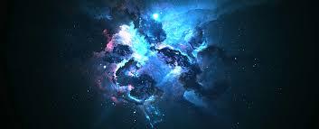 Blue galaxy ultra hd desktop background wallpaper for 4k uhd tv. Dark Blue Galaxy Wallpaper 4k Paulbabbitt Com