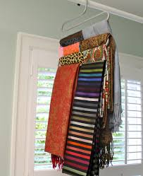 The 2 Seasons The Mother Daughter Lifestyle Blog. Organizing Solutions for  Scarf-Aholics ...