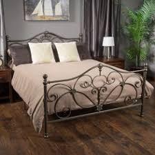 Rest Rite 14 In King Metal Platform Bed Frame MFP00112BBEK The ...