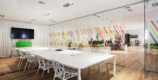 creative office spaces. Employing Striking Details To Shape A Creative Office Space Design Spaces F