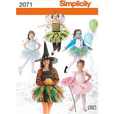 Witch Costume Pattern
