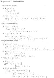 synthetic division ofls worksheet with answers worksheets doc math dividing polynomial long examples step by polynomials