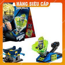 Hàng Cao Cấp] LEGO NINJAGO Lốc Xoáy Thần Tốc - Jay 70682