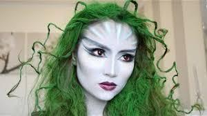 get ations medusa makeup hair tutorial fancy dress