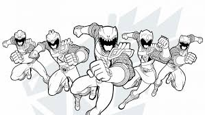 Small Picture Download Coloring Pages Power Ranger Coloring Page Power Rangers