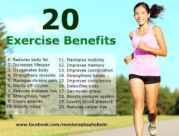 exercise benefits for and minute workouts