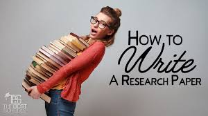 How To Write A Research Paper 10 Steps Resources