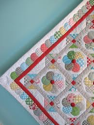 627 best Quilts - Borders/Sashing Ideas images on Pinterest | Hand ... & Little circles in the borders... Bee In My Bonnet: Tilt O' · Patchwork QuiltingQuilting  IdeasApplique ... Adamdwight.com