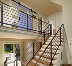 40 Awesome Modern Stairs Railing Design for Your Home - Rockindeco
