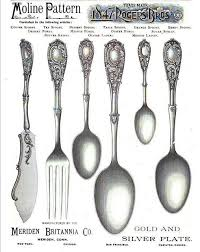 1847 Rogers Bros Silverware Patterns Interesting Silver Forums At 4848