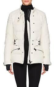 Moncler Belleville Fur-Trimmed Down-Quilted Coat | Barneys New York & Moncler Belleville Fur-Trimmed Down-Quilted Coat - Coats - 505277412 Adamdwight.com