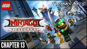 The LEGO Ninjago Movie Video Game (PS4) - Chapter 13: Flashback Battle -  YouTube