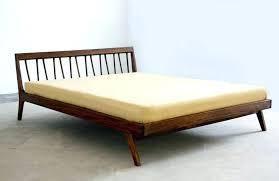 reclaimed wood king platform bed. Wood Platform Bed Frame King Wooden Image Of Frames Full Home Improvement Reclaimed