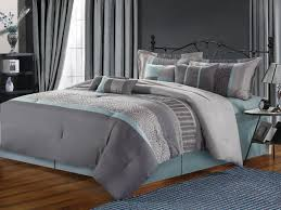 grey bedding ideas photo 1