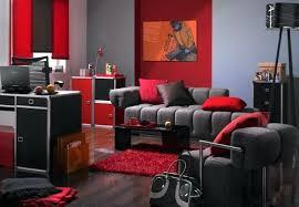 black grey bedroom ideas color scheme