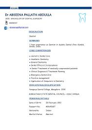 Indian Dentist Resume Example Resume Ixiplay Free Resume Samples