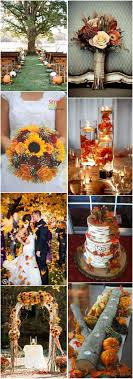 23 Best Fall Wedding Ideas In