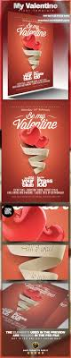 best images about flyer designs party flyer my valentine flyer template on behance