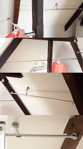 Kundenfoto Dachboden Als Kleiderschrank Nutzen Kleiderstange Nach