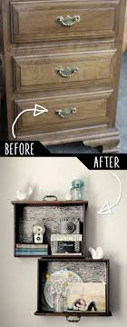 do it yourself bedroom furniture. DIY Furniture Hacks | Drawer Shelves Cool Ideas For Creative Do It Yourself Bedroom A