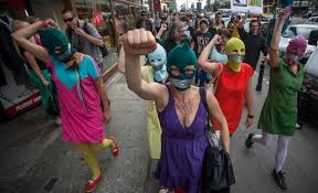 Can you be arrested for wearing a <b>mask</b> in NYC?