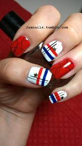 14 Beauty Patriotic Manicure Designs – New Simple Nail Trend Idea ...