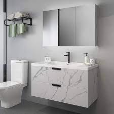modern 24 floating bathroom vanity