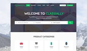 Template For Directory Free Classified Ads Listing Directory And Job Portal Web Templates