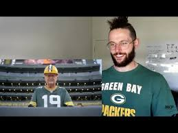 rugby player reacts to the green bay packers nfl football team thier fans