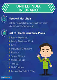 In terms of health insurance, sbi general insurance health plans offer you achieve better health and a sense of security as well. United India Insurance Health Plans Get Reviews Details