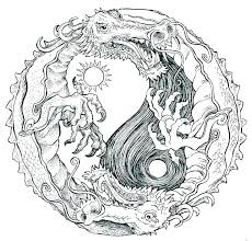 Dragon Coloring Pages Online Free Dragon Coloring Pages Online