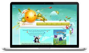 Children S Author Website Design Author Website Design Service Childrens Author Website Design