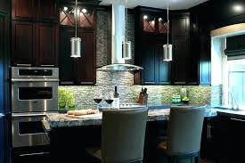 contemporary mini pendant lighting kitchen. Contemporary Mini Pendant Lighting Kitchen Island Large Size Of Lights For A