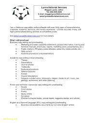 23 Freelance Editor Resume Free Sample Resume