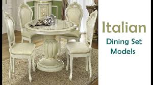 italian dining room furniture. Italian Dining Table Sets: A Variety Of Exclusive Shapes: Round - Square Rectangle Oval Models Room Furniture