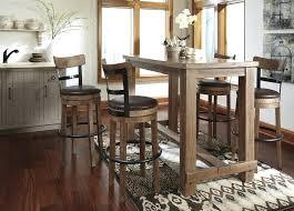 bar table with stools dining room bar table 4 tall swivel bar stools outdoor bar table