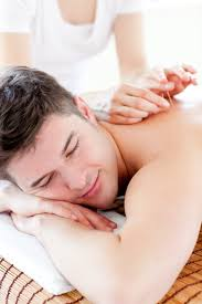 Image result for acupuncture man picture