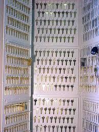 key Storage Cabinets