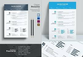 Modern Resume Sheet Professional Modern Ms Office Word Resume Template Fact