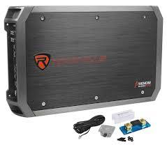 rockville rxd m3 4000 watt 2000w rms mono class d 1 ohm amplifier image 1